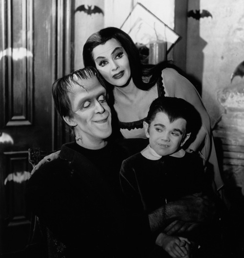 The Munsters still