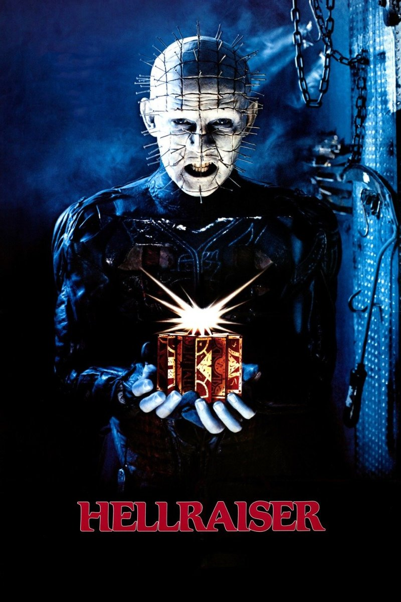 Movie Review - Hellraiser (1987)