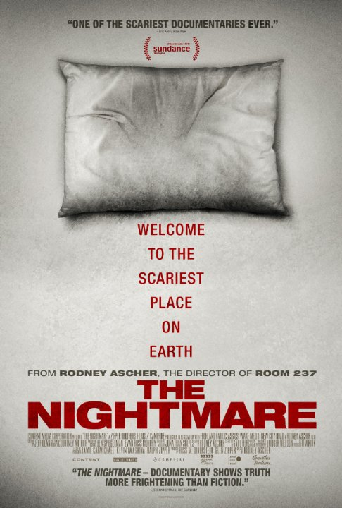 Movie Review – The Nightmare (2015) – The Revenant Review
