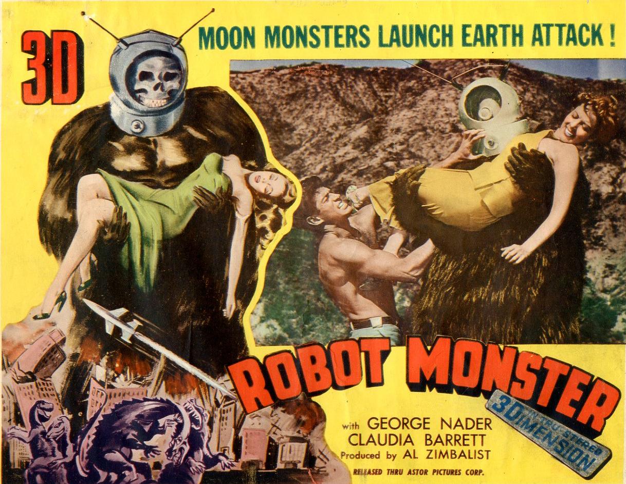 """Horror's """"Worst"""" Films – Robot Monster (1953) – The Revenant Review"""
