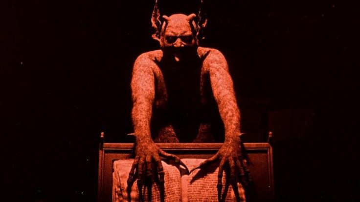 Haxan 1922 Devil