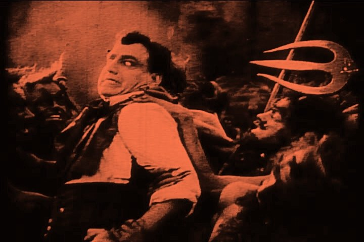 Maciste in Hell 1925 still