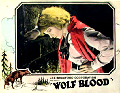 Movie Review – Wolfblood: A Tale of the Forest (1925) – The