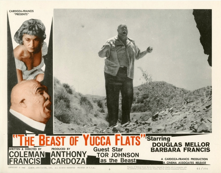 The Beast of Yucca Flats 1961