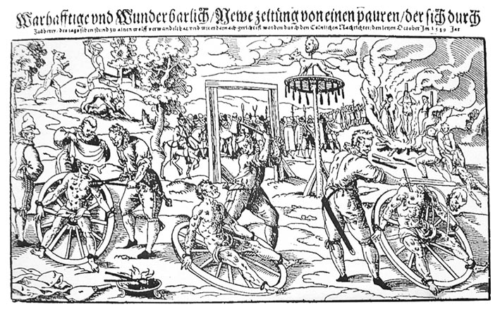 Peter Stumpp execution