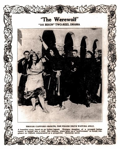 The Werewolf 1913