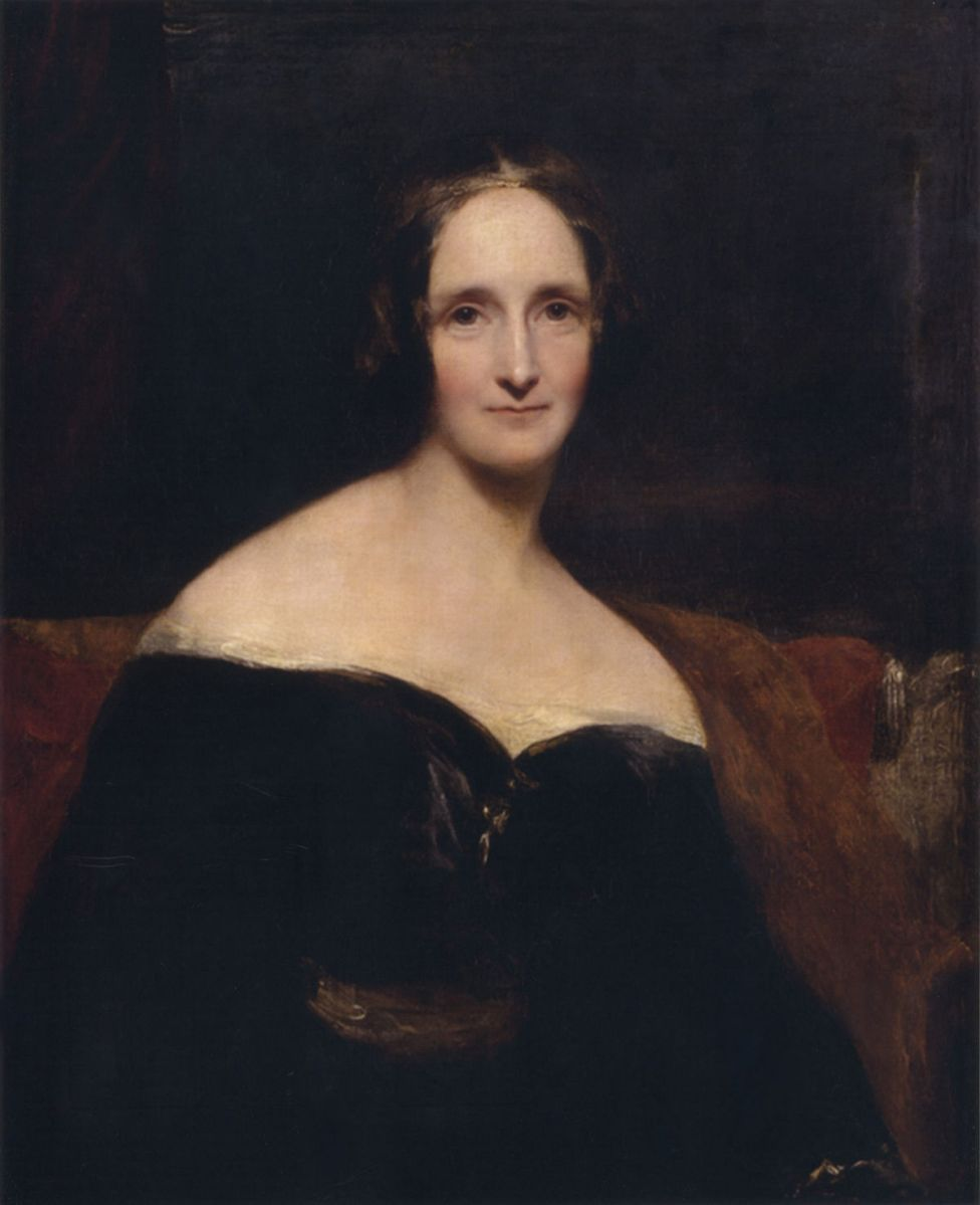 A More Horrid Contrast: Mary Shelley and Her Monster