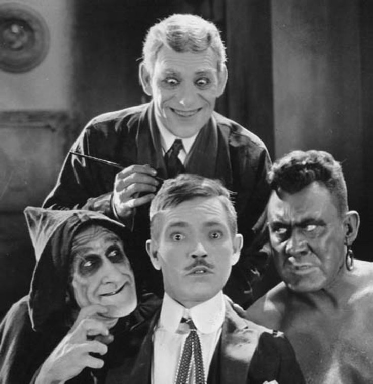 The Monster 1925 production photo