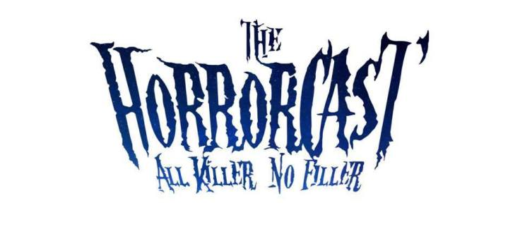 The Horrorcast Logo Banner